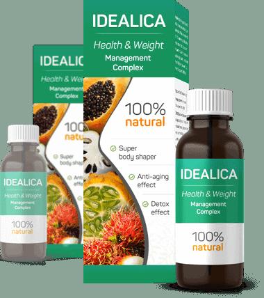 Suplement diety w postaci kropli ze 100% naturalnych składników