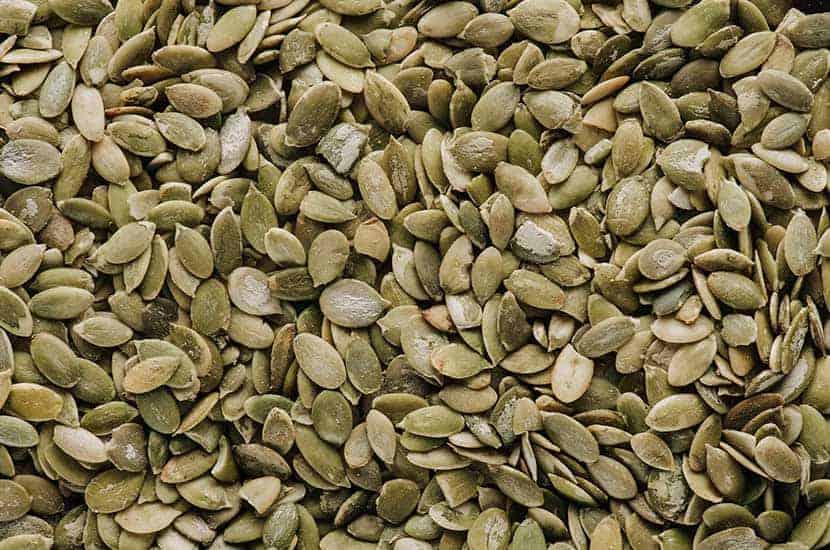 Nasiona dyni mogą promować funkcję erekcji.