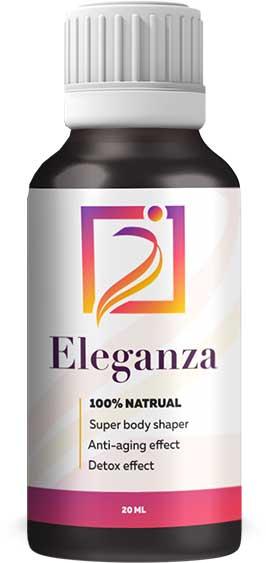 Eleganza jest suplementem w postaci kropli, które pomogą ci utrzymać się w formie