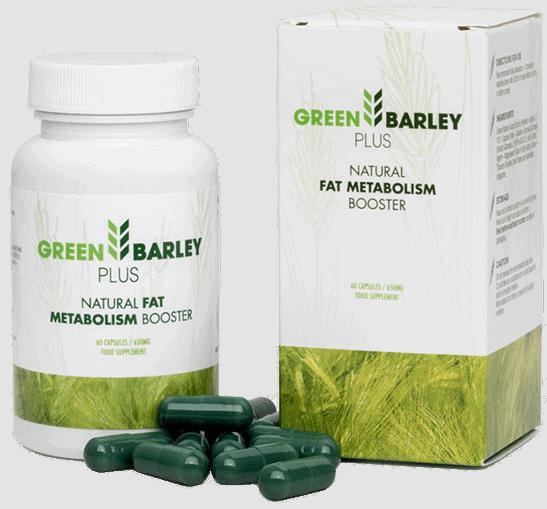 Green Barley Plus Recenzje
