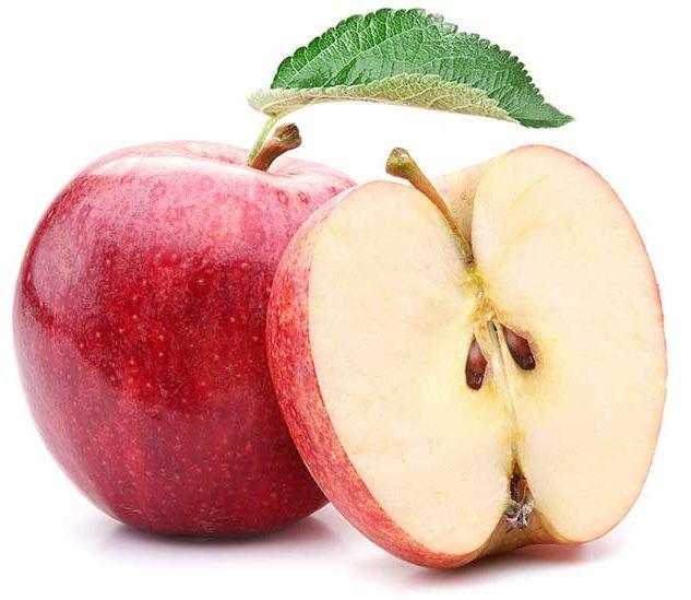 Pektyna z błonnikiem pokarmowym obecna w różnych owocach i warzywach