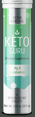 Keto Guru jest suplementem diety ketogenicznej