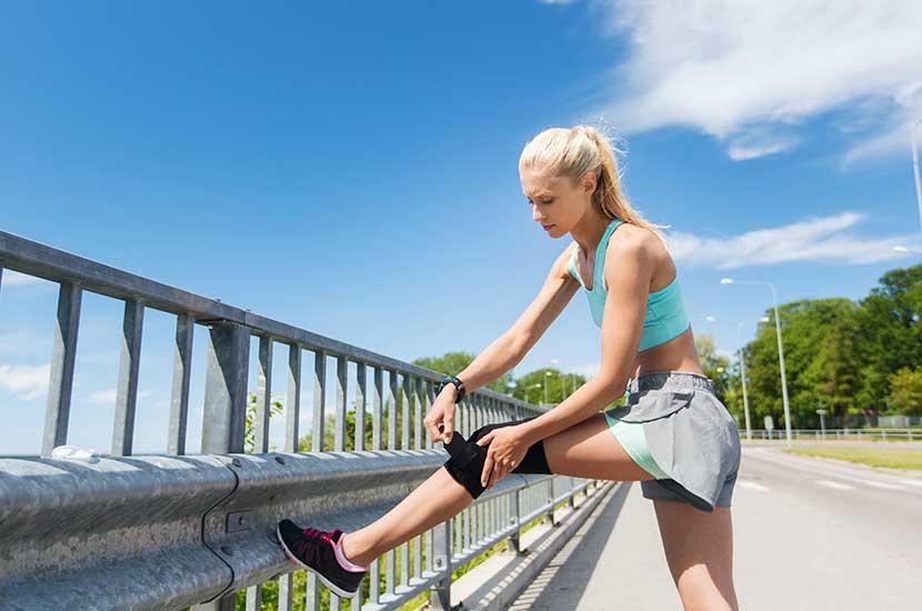 Knee Active Plus wykorzystuje magnesy o sprawdzonej skuteczności