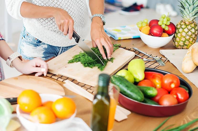 Wzmocnienie efektów działania Green Barley Plus poprzez prowadzenie zdrowego stylu życia