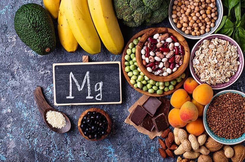 Magnez jest w stanie działać bezpośrednio na metabolizm