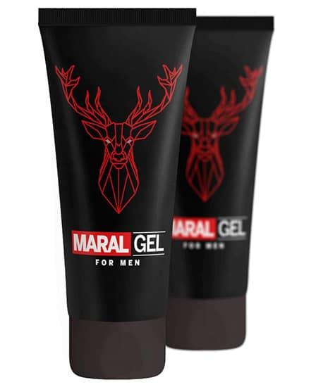 Maral Gel to żel smarujący, który pomaga uzyskać silniejszą erekcję.
