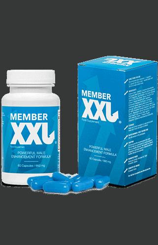 Członek XXL jest suplementem diety, który może pomóc Ci poczuć się bezpieczniej w czasie seksu