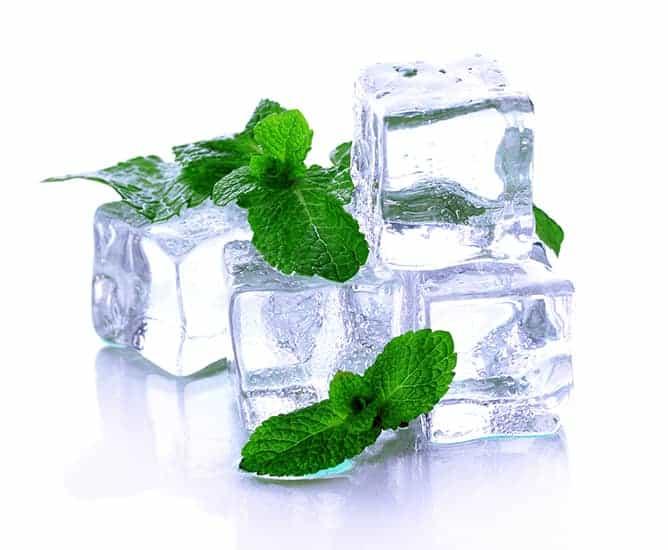 Mentol pomaga twoim nogom czuć się chłodniej