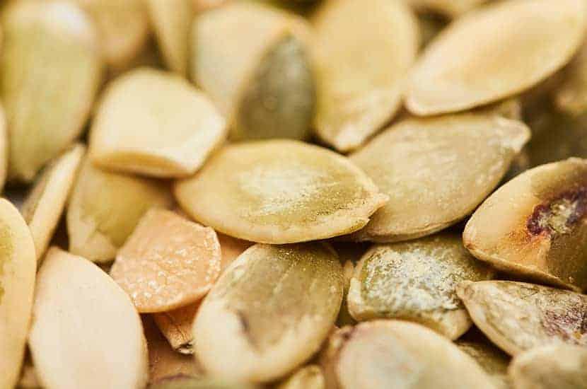 Nasiona dyni mają również właściwości przeciwzapalne