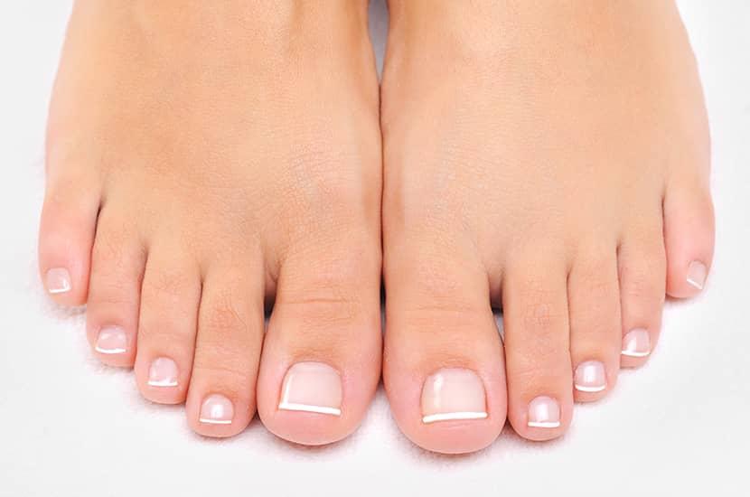 Grzyby mogą poprawić wygląd twoich stóp