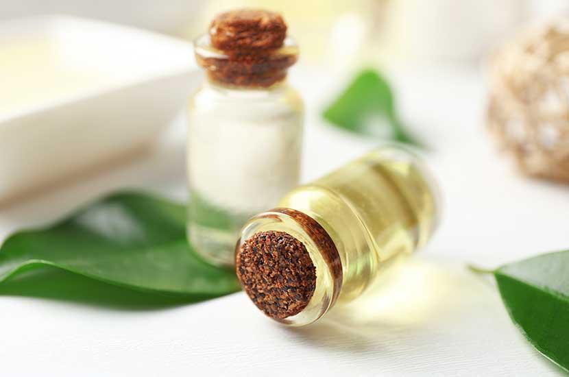 Olejek z drzewa herbacianego jest w stanie poprawić objawy grzybicy pierścieniowej